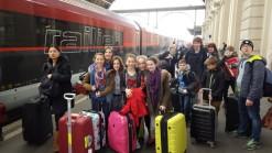 Budapest wir kommen!