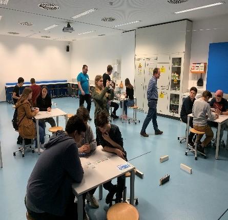 Workshop Haus der Natur