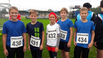 CROSS COUNTRY Bezirksmeisterschaft